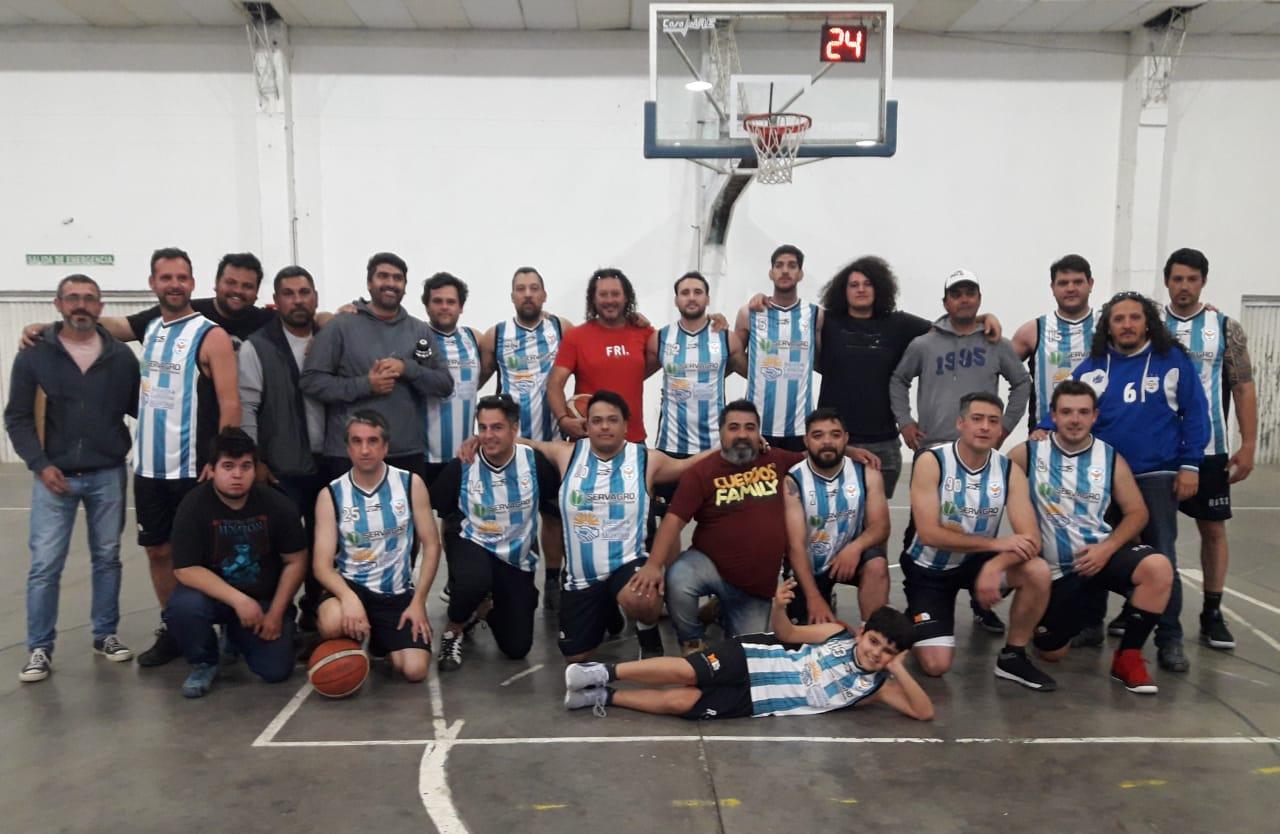 Basquet: Ross clasificó a Semifinales