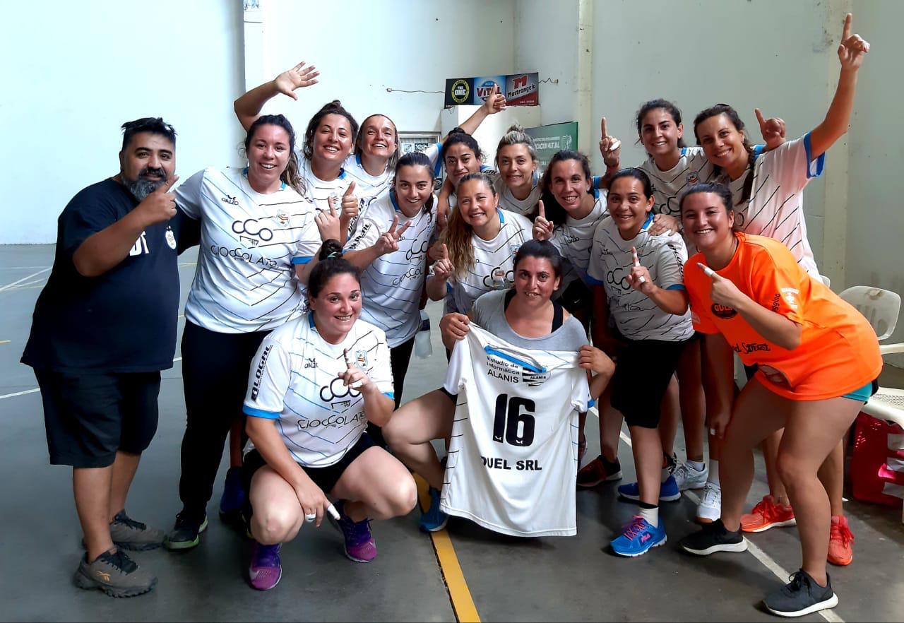 Handball: TRES DE CUATRO PARA EL PUENTE