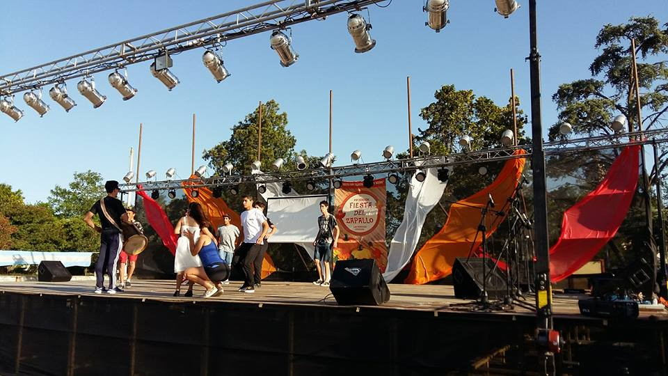LAS PERDICES: el 23 de noviembre se concretará la fiesta del zapallo