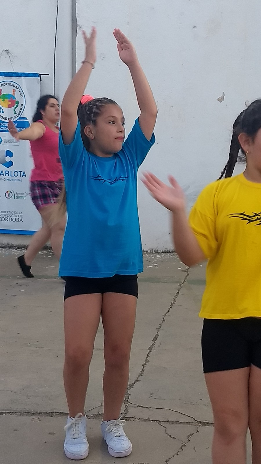 LA CARLOTA: la escuela municipal de deporte adaptado despidió el año
