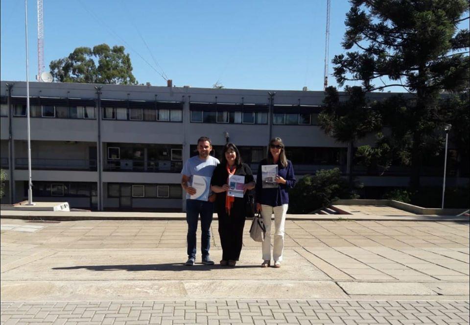 Universidad de Río IV entregó su evaluación de fuentes de contaminación ambiental en Canals