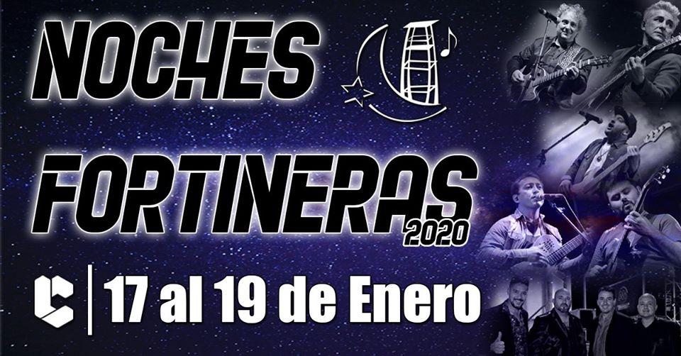 LA CARLOTA: Noches Fortineras 2020
