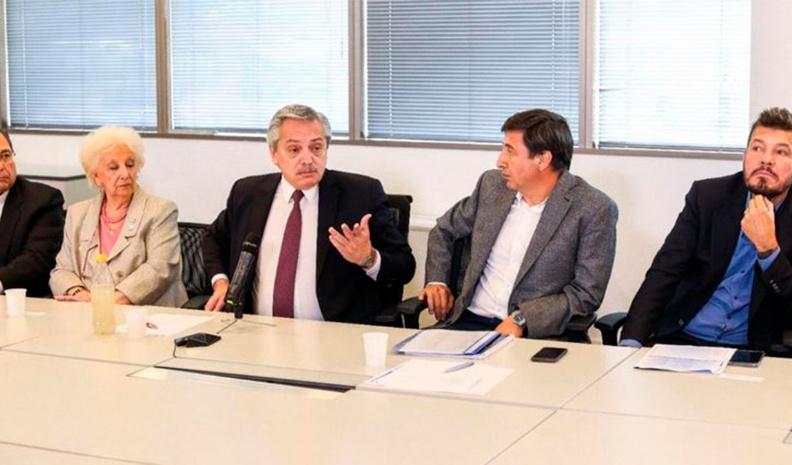 El Gobierno oficializó el Plan Nacional «Argentina contra el Hambre»