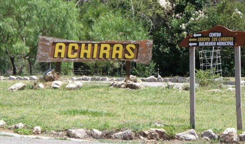 Una riña terminó con un joven grave en el balneario de Achiras