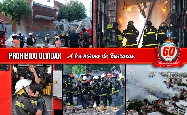 Bomberos Voluntarios La Carlota