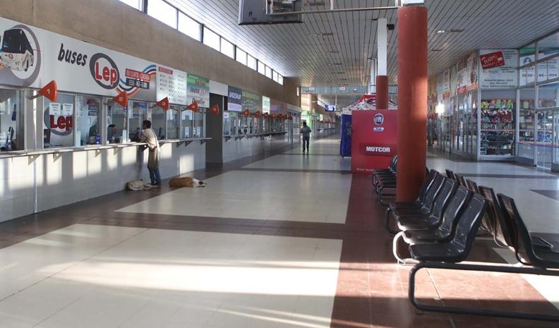 Paro desde la 0:00 en el transporte urbano e interurbano de pasajeros