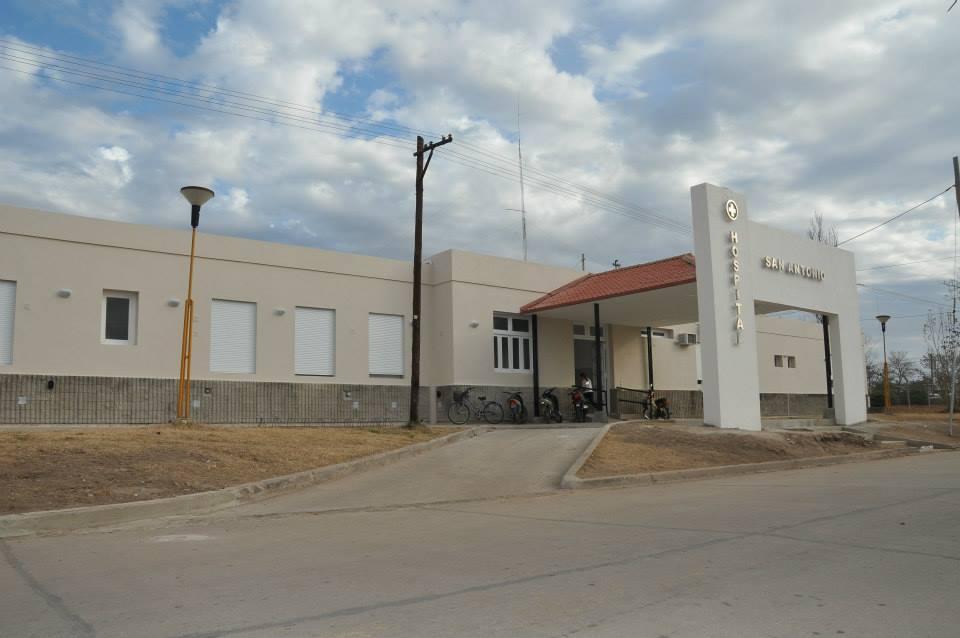 LA CARLOTA: Hospital San Antonio La Carlota