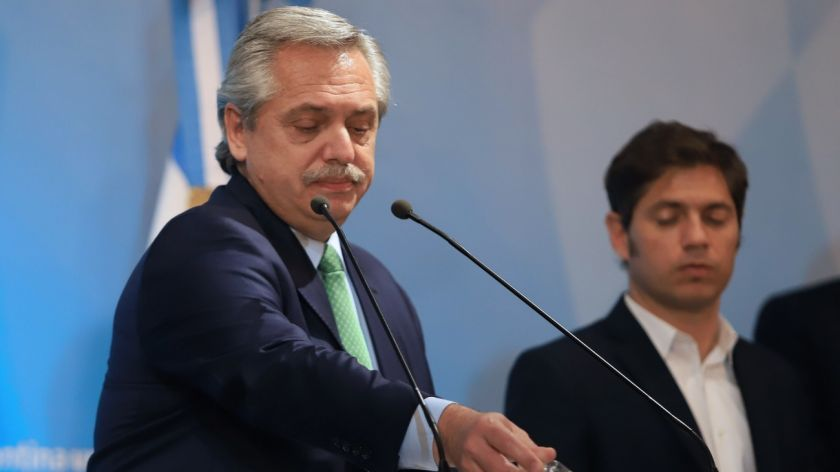 Cuarentena (casi) total: las 24 excepciones del decreto de Alberto Fernández