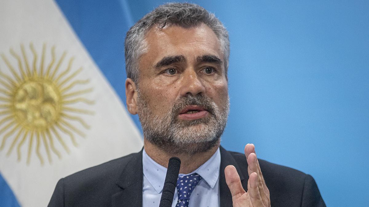 Santiago Cafiero le pidió la renuncia a Alejandro Vanoli