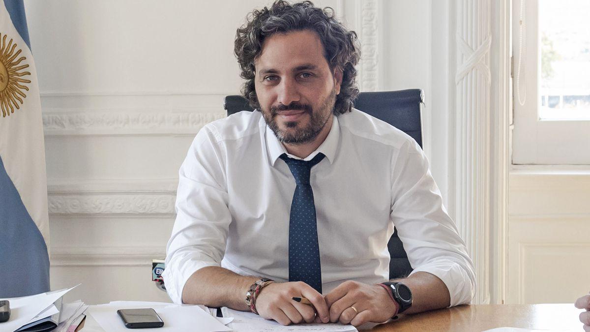 Cafiero confirmó que el IFE volverá a pagarse en mayo