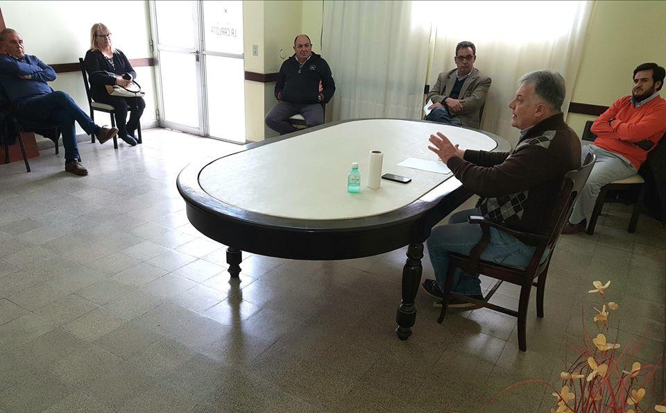 COE LA CARLOTA: servicios de comisiones en la ciudad de Córdoba