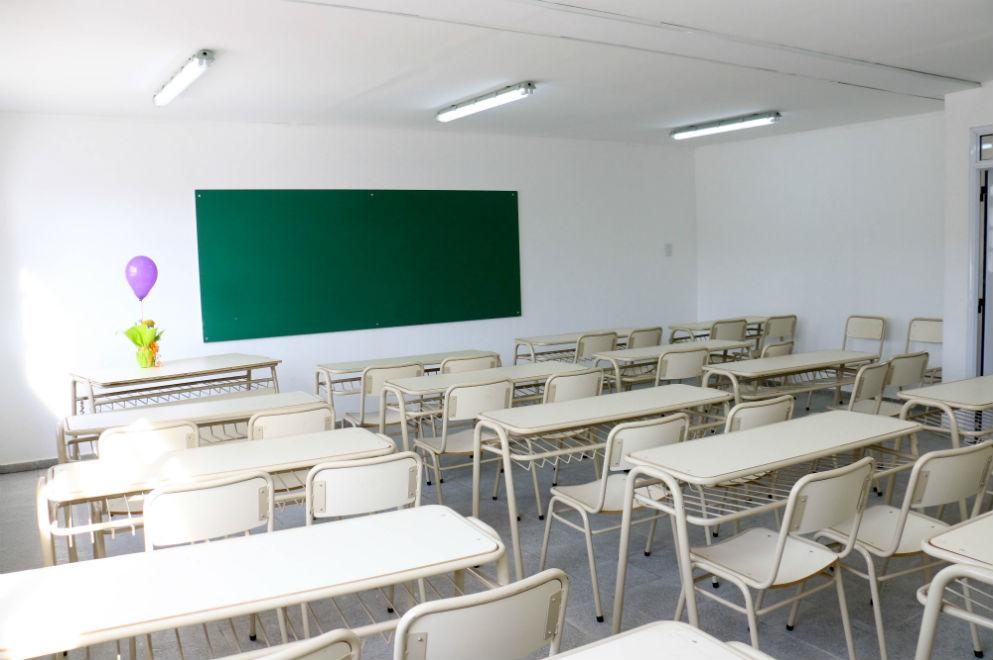 El miércoles cobrarán los auxiliares escolares