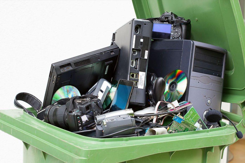 GENERAL DEHEZA: inician la 7º campaña de recolección de residuos electrónicos