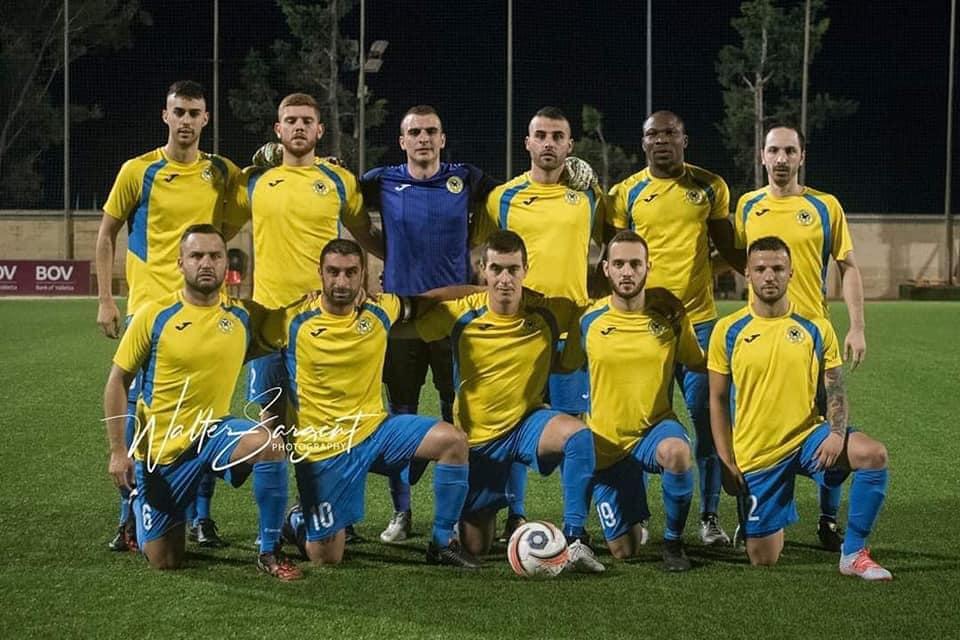 Pablo Doffo ascendió con Marsaxlokk a la Premier League de Malta