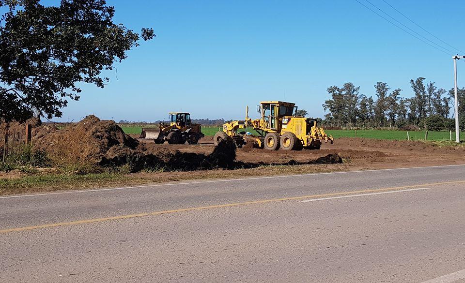 LA CARLOTA: La obra del tránsito pesado tendrá continuidad