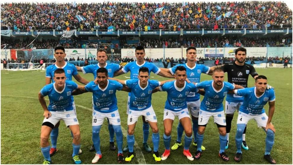 Vázquez sobre el ascenso de Estudiantes (RC): «El pilar fundamental fue el grupo»