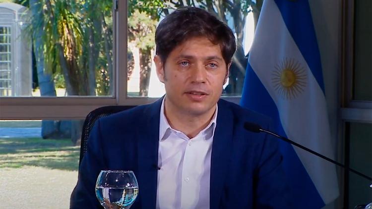 """España desmintió a Axel Kicillof: """"Ninguna parte del territorio español está en cuarentena, ni estricta ni de otra clase"""""""