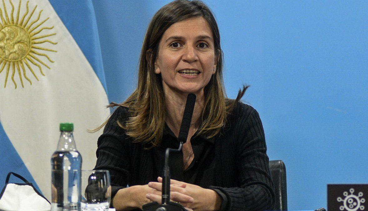 Fernanda Raverta destacó que los subsidios sociales van directamente al consumo