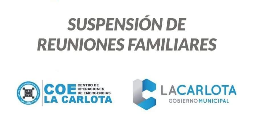 COE LA CARLOTA: prohíbe reuniones familiares para celebrar el Día de la Madre