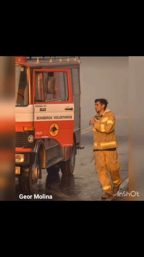 Vecinos repudian la sanción del Municipio a un bombero alpacorralense