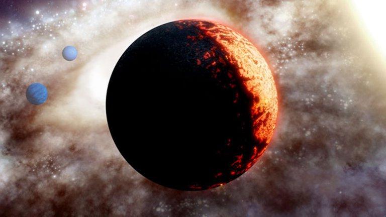 """Astrónomos hallaron una """"Súper Tierra"""" cerca de una de las estrellas más antiguas de la galaxia"""