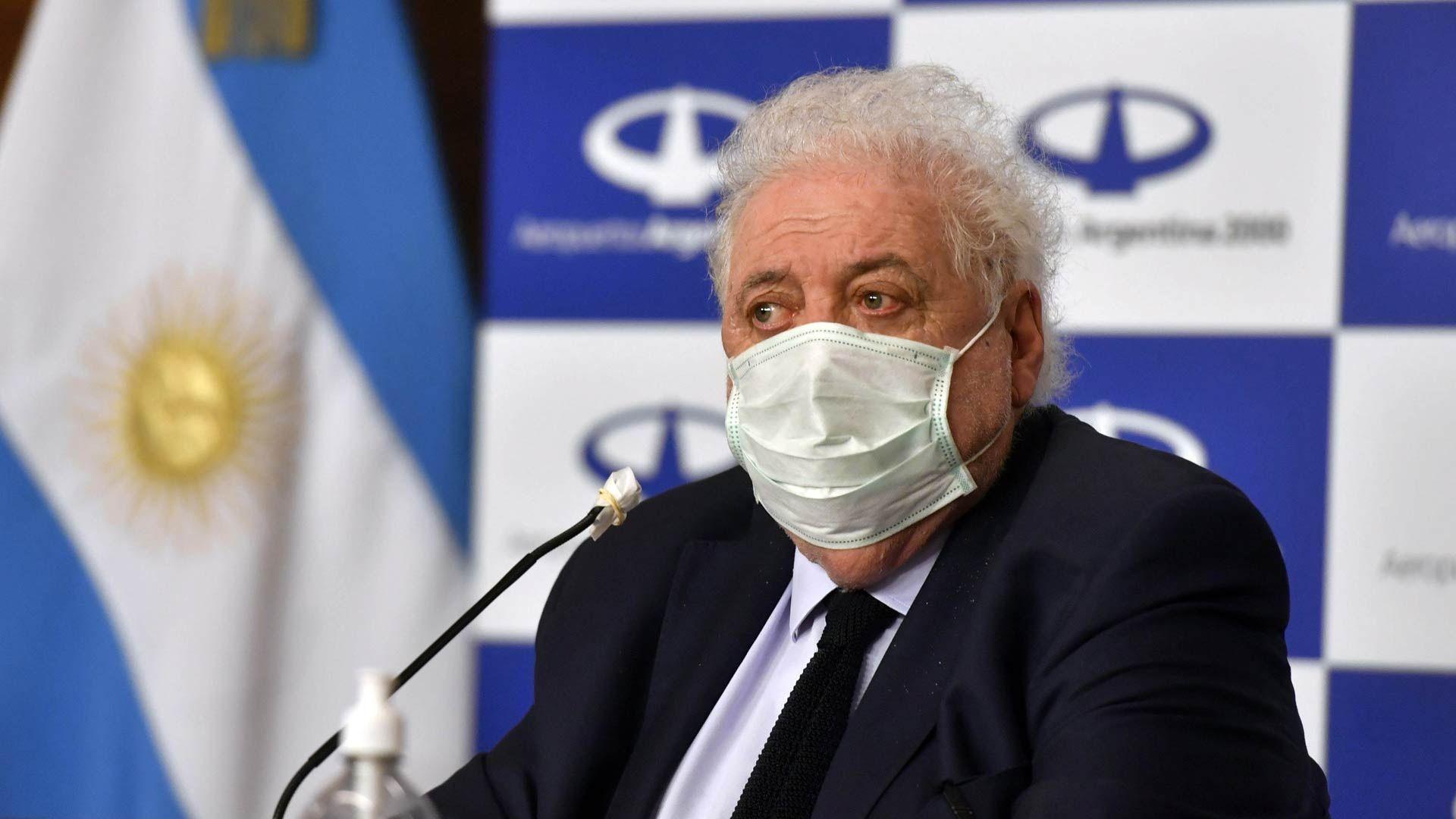 El Presidente le pidió la renuncia a Ginés González García