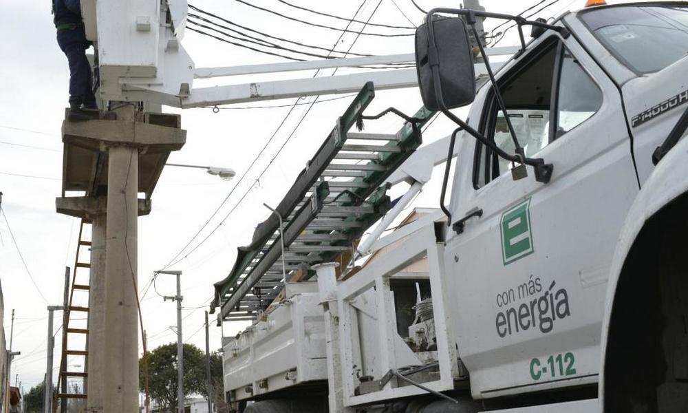 EPEC anuncia un nuevo corte de energía para este jueves
