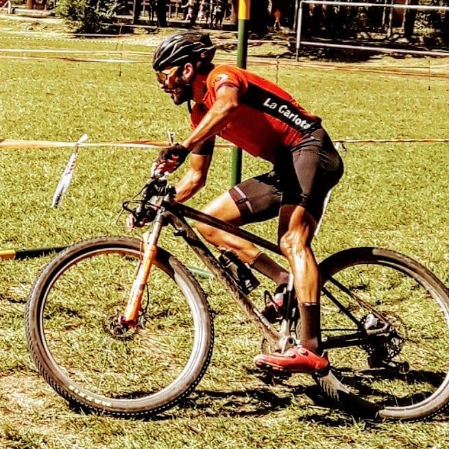 Ciclismo: corredores carlotenses participaron de la Vuelta MTB de Alpa Corral