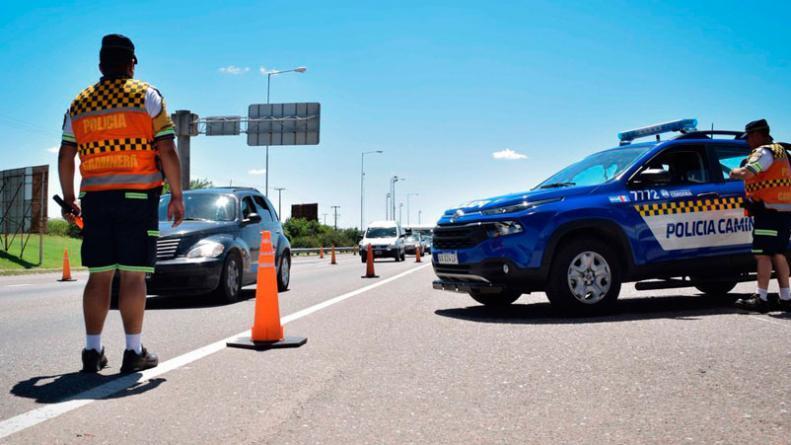 Aumento de multas en la caminera de Córdoba