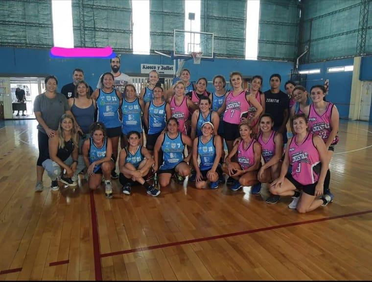 Domingo victorioso para el básquet femenino de Ross