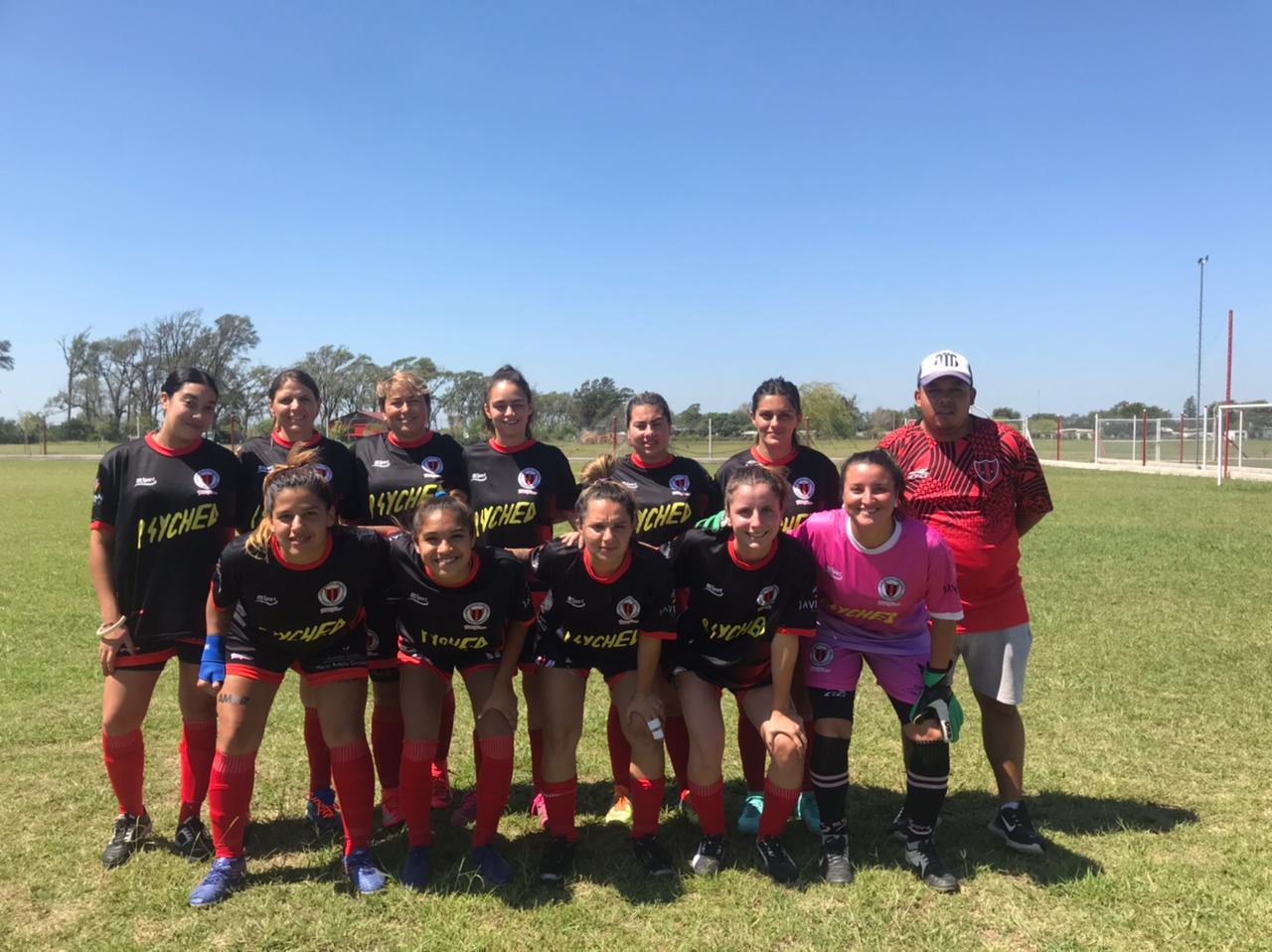 Fútbol femenino: Primer amistoso para Central Argentino