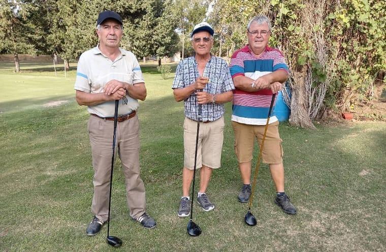 Golf en La Carlota: Pasó una nueva fecha, y el calendario se viene muy cargado para las próximas semanas