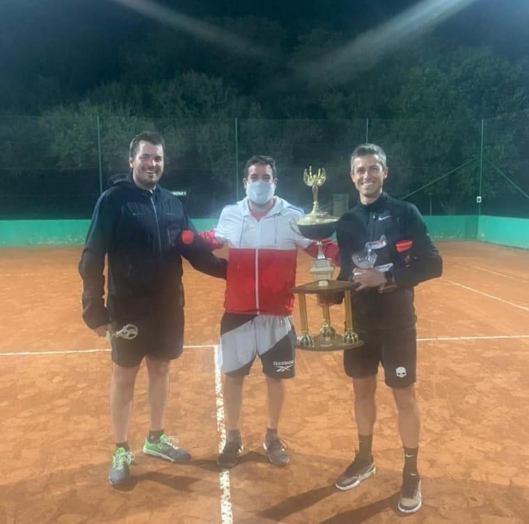 Se desarrolló un torneo de Tenis en El Montecito