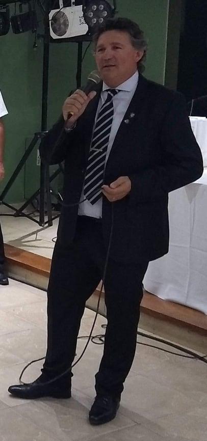 Luto en el ambiente bochofilo: Falleció Claudio Dutto, presidente de la Federación Cordobesa