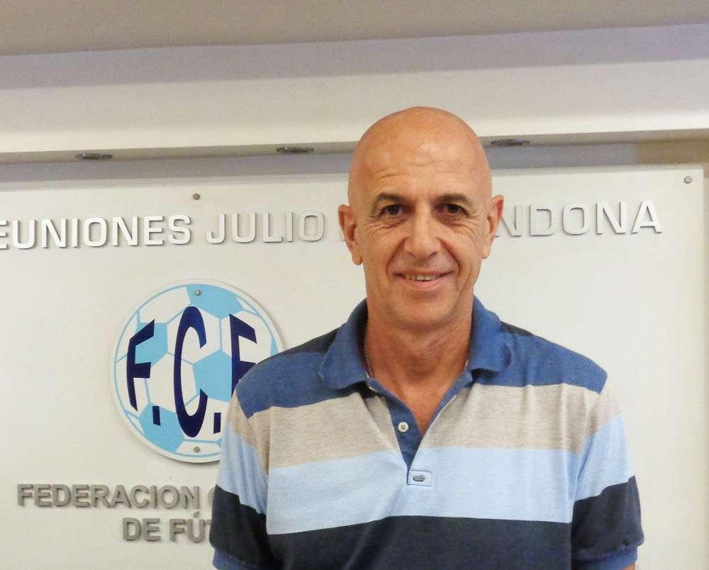 Di Benedetto fue reelecto presidente de la Federación Cordobesa de Fútbol