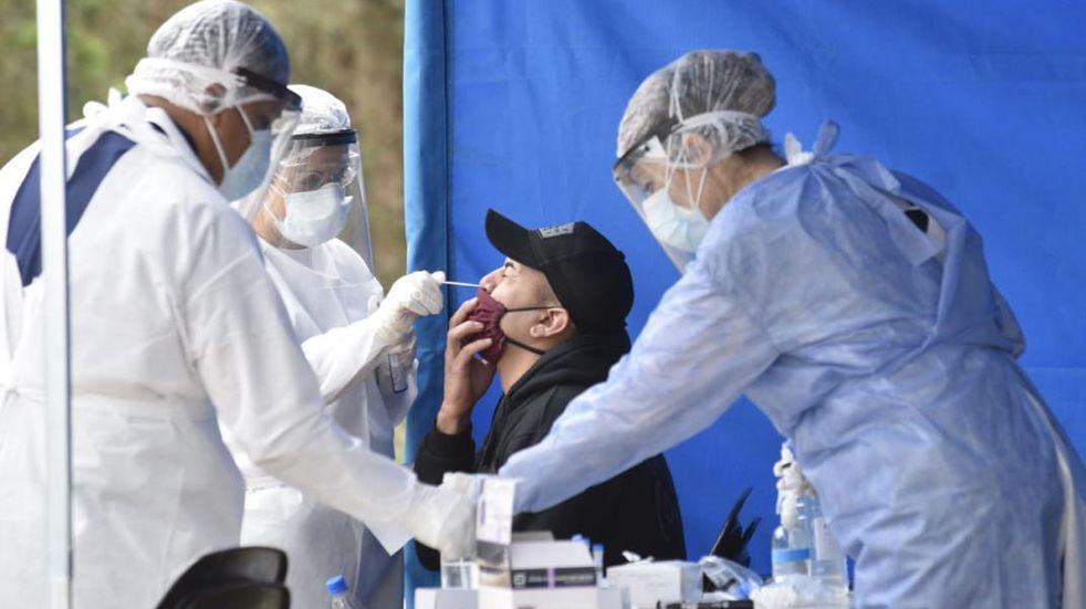 Coronavirus: 9 positivos nuevos en la ciudad, y números que siguen subiendo en todo el país
