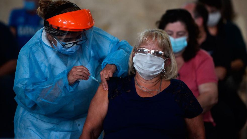 Córdoba: Se superaron las 500 mil vacunas aplicadas contra el Covid-19