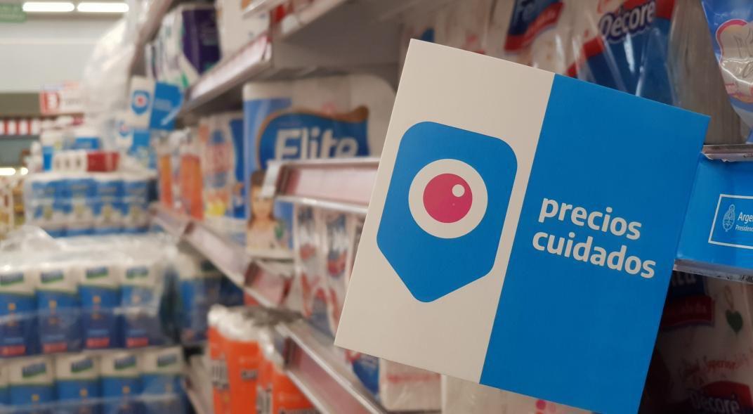 Renuevan el programa 'Precios Cuidados' hasta julio con una suba de 4,8% de aumento