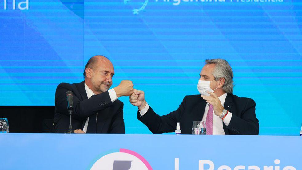 Alberto Fernández pidió avanzar con la reforma judicial para dar lucha al narcotráfico