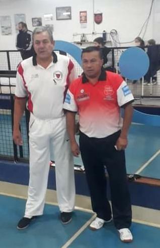 Bochas: Walter Peña, de Central Argentino, se destacó en un torneo disputado en Monte Buey