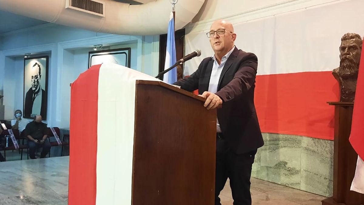 Marcos Carasso asumió como presidente de UCR y pidió unidad de cara a las elecciones 2023
