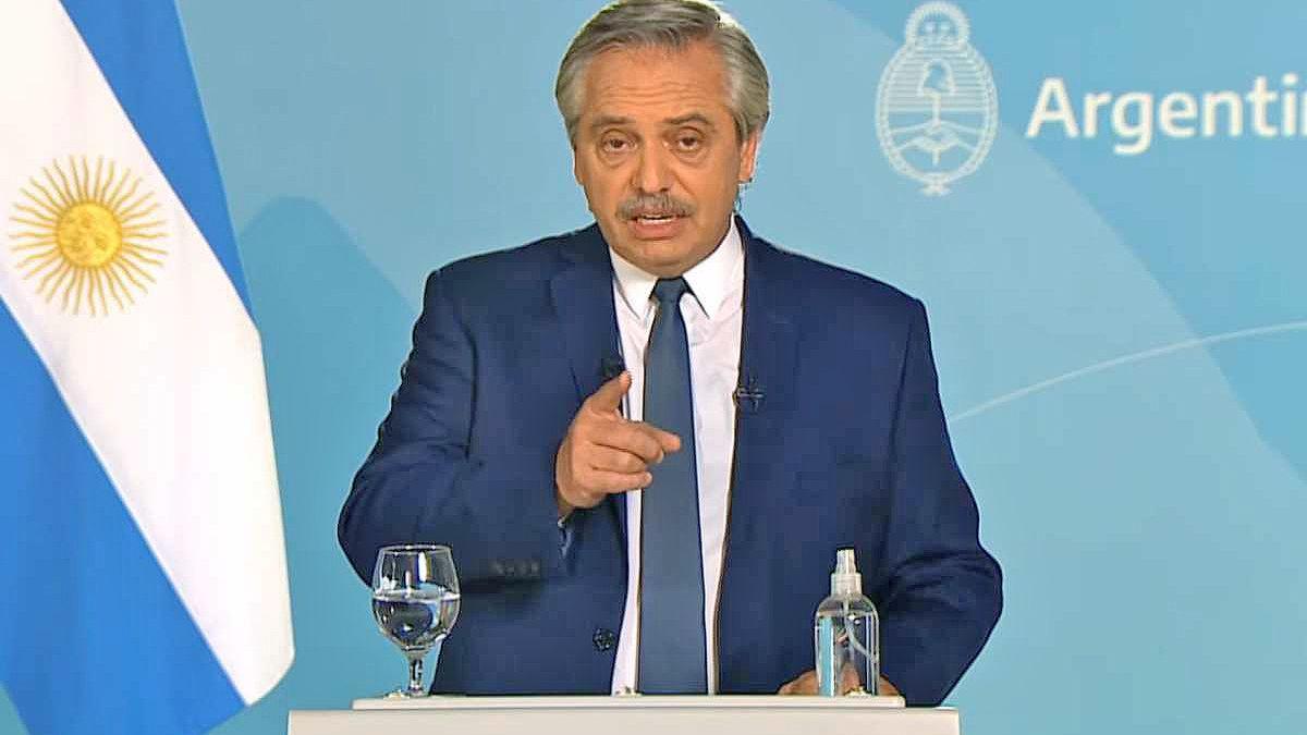 Alberto Fernández extendió hasta el 21 de mayo las medidas vigentes