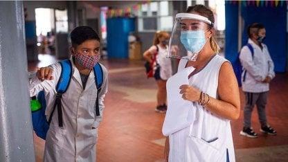 Solo el 1,3% de las burbujas de los colegios de Córdoba se encuentran aisladas