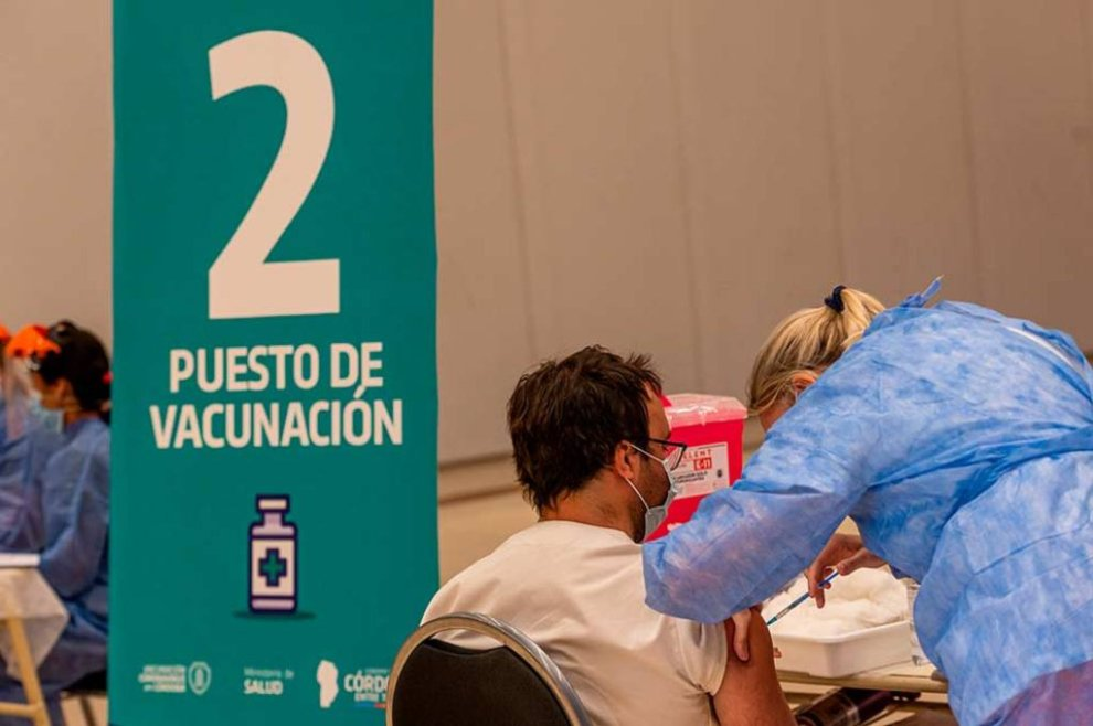 Córdoba supero el millón de vacunados: Cómo seguirá la campaña contra el COVID-19