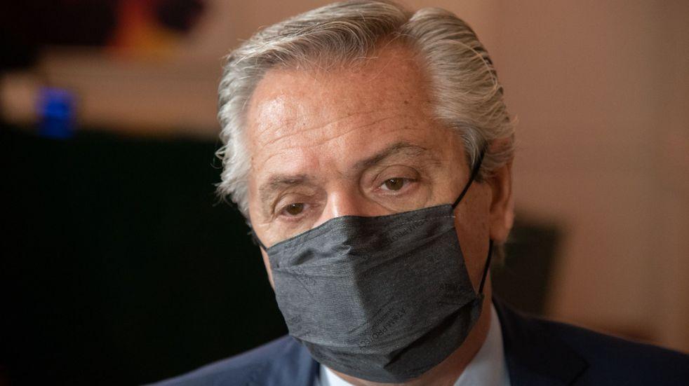 Para Alberto Fernández, la inflación es «inexplicable» y está decidido a atacarla