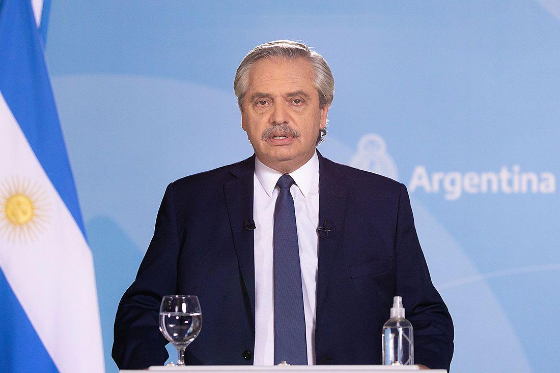 """Alberto Fernández, tras decretar el cepo a la carne: """"Es un tema que se desmadró y hay que ordenarlo"""""""