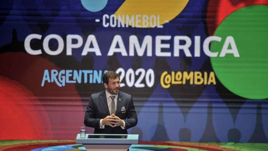 Tras la cancelación de Argentina como sede, la Copa América se jugará en Brasil