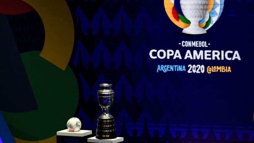 La Conmebol suspendió la Copa América en Argentina