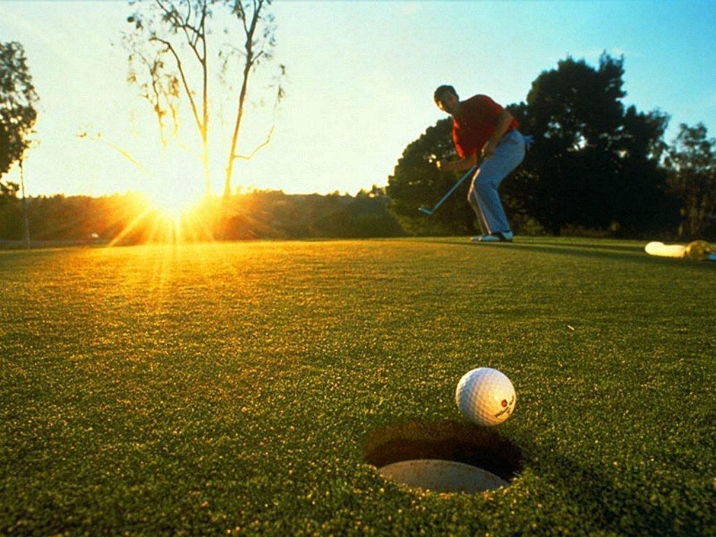 Se desarrolló un nuevo torneo de Golf en el día del trabajador