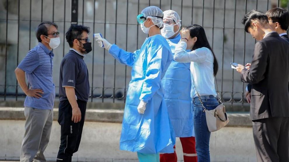 Coronavirus: Situación en La Carlota, Córdoba y Argentina durante este martes 8